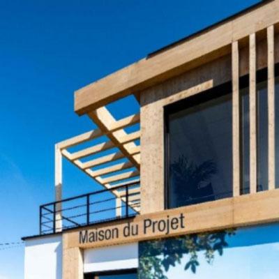 Nouvel écoquartier Parc du Lac à Voisins-le-Bretonneux